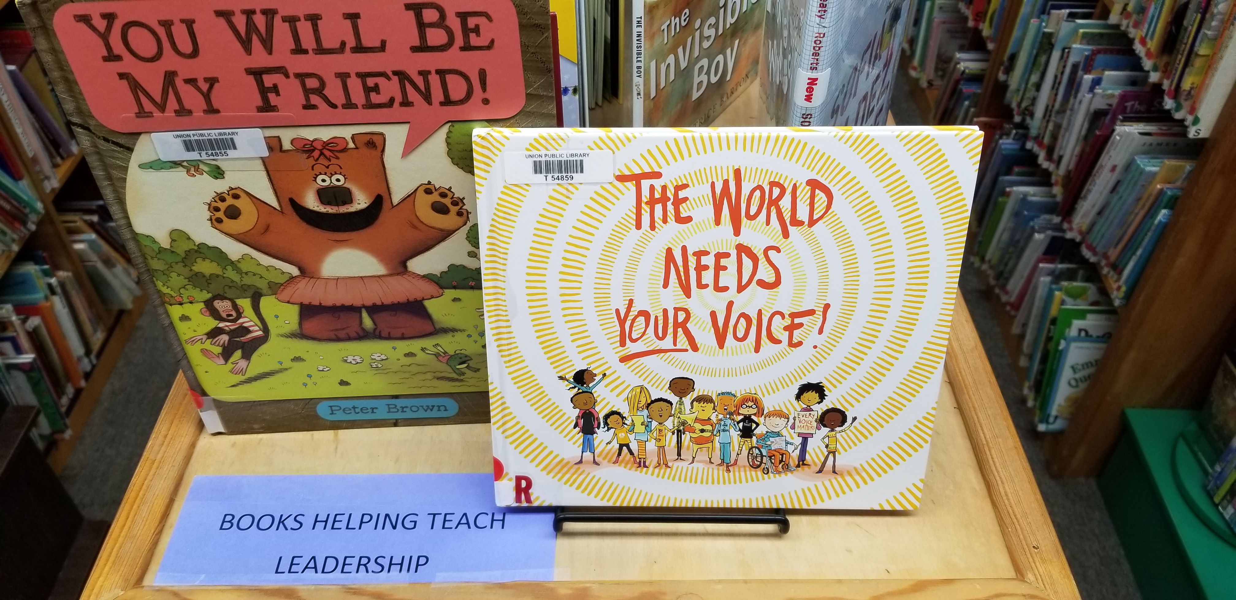 Children's Leadership Books